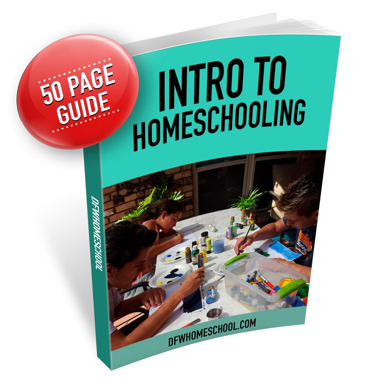 Intro To Homeschool Guide